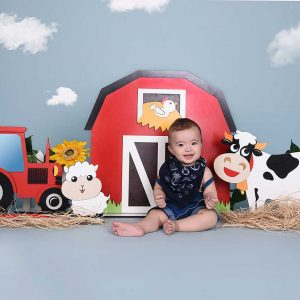 شرایط عکاسی از شش ماهگی تا یک سالگی