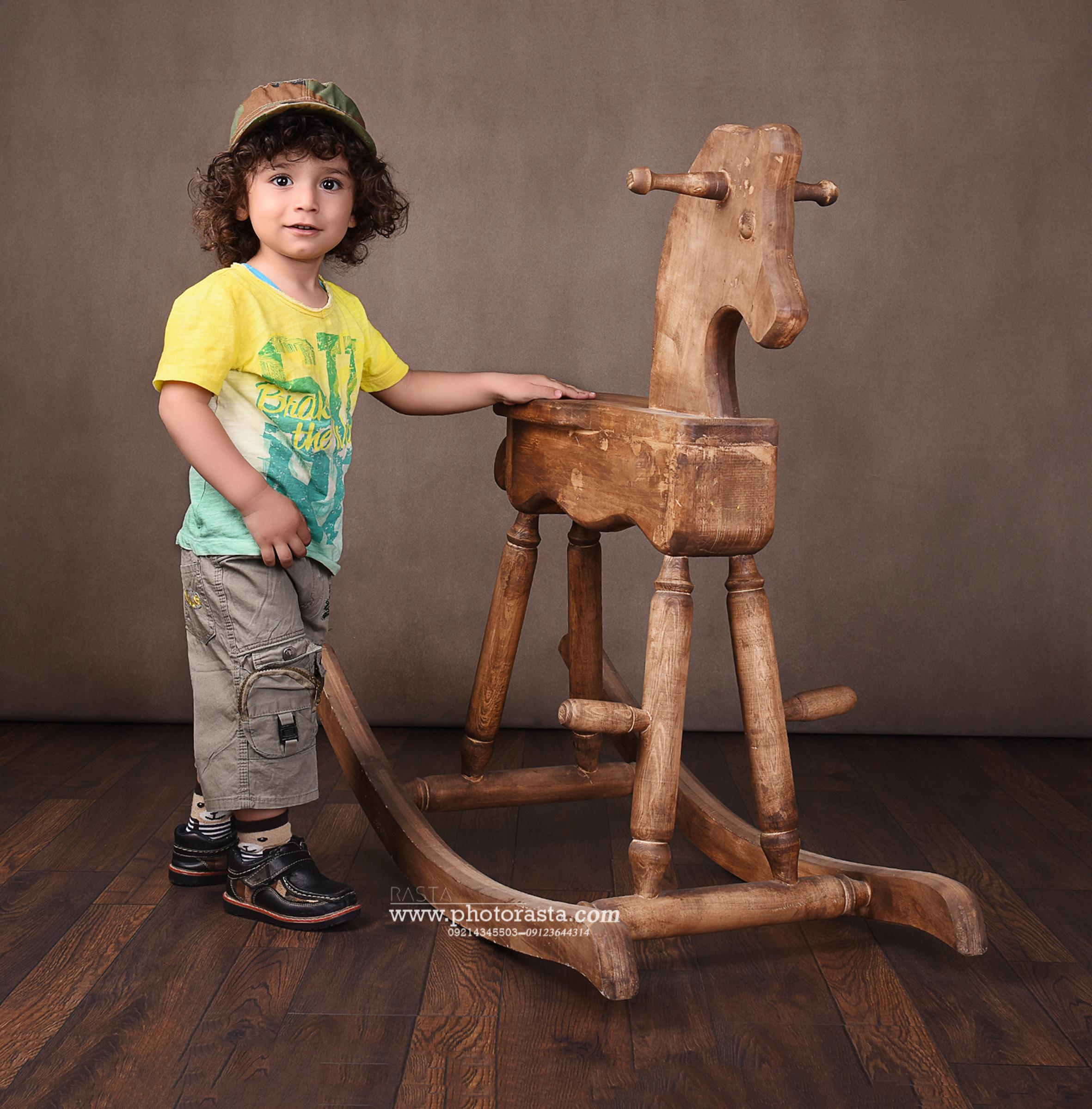 نمونه کار کودک