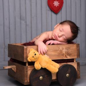 نمونه کار نوزاد