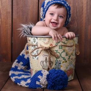 نمونه کار کودک با تم زمستان
